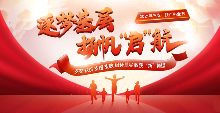 2021重庆三支一扶考试公告预约