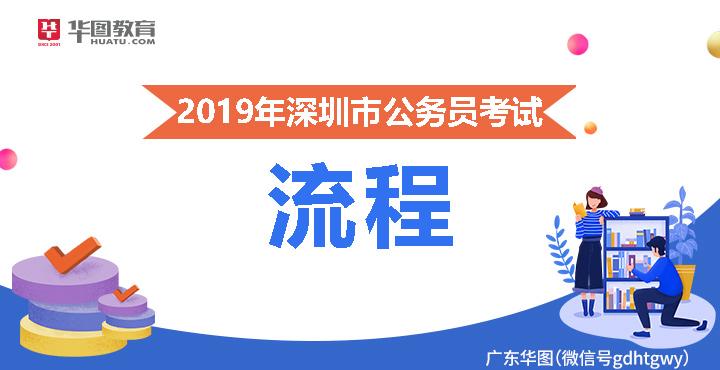 2019深圳公务员考试流程