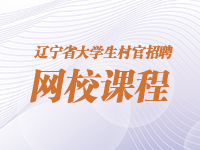 � ��省村官招聘�W校�n程