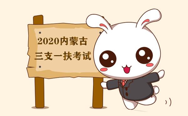 2020年内蒙古三支一扶人员服务期间工作内容