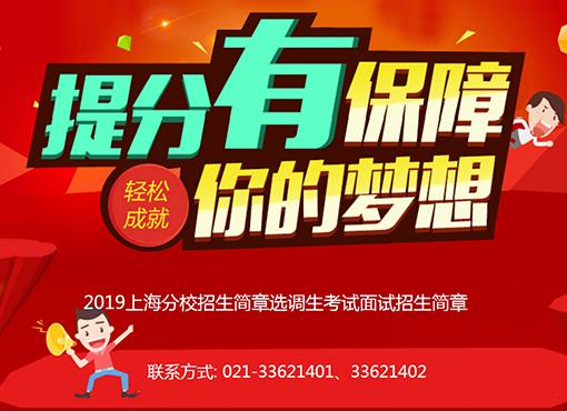 2019年上海选调生面试面授课程