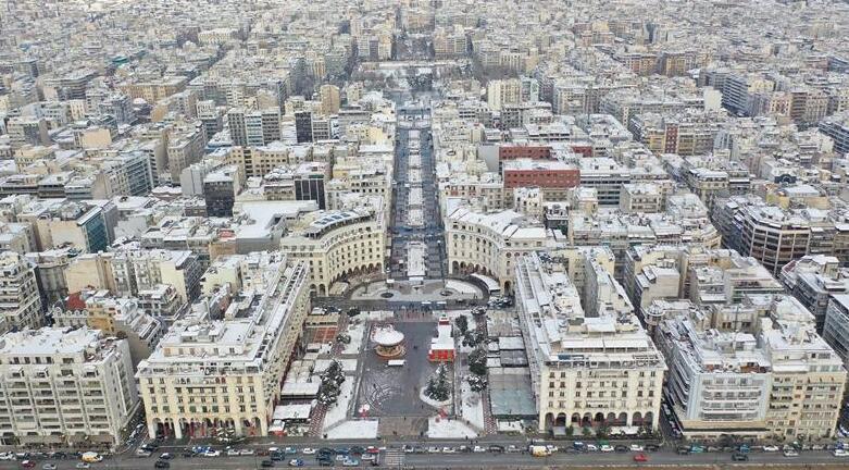 2019联考申论国际热点:希腊遭遇寒