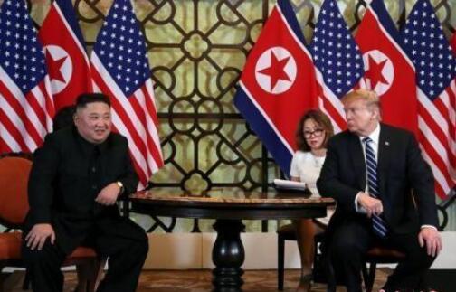 2019联考申论国际热点:朝美会晤无协议收场