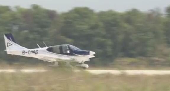 2019联考申论热点:GA20首次公开试飞 展示试飞全过程