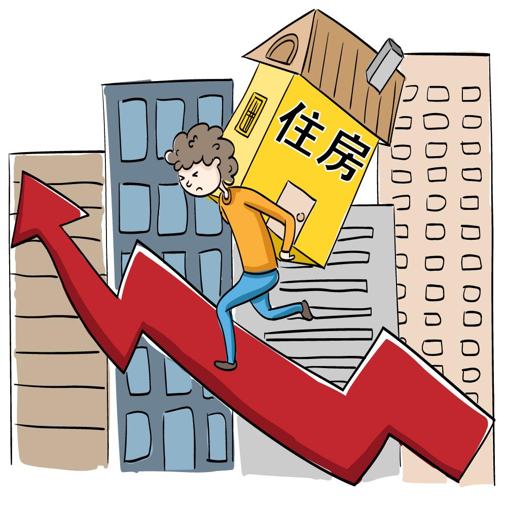 女性買房猛增