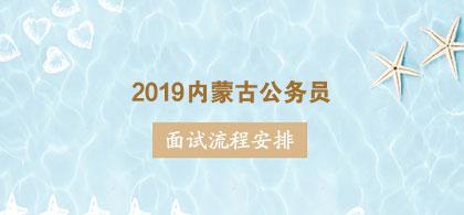 2019内蒙古公务员面试流程