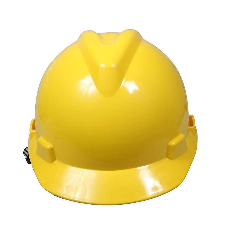 """""""安全帽一碰就碎"""" 是對基層勞動者的多重傷害"""