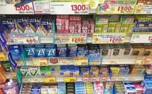 2020国考申论热点:日本眼药水被禁售