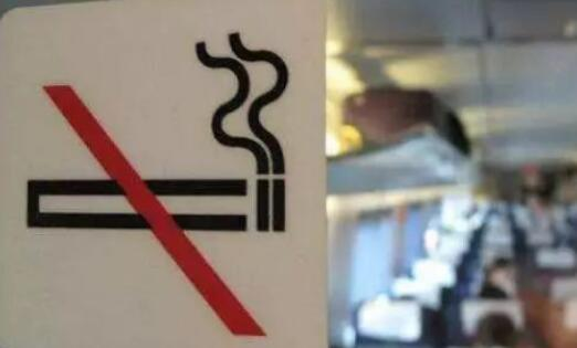 动车吸烟车速骤降