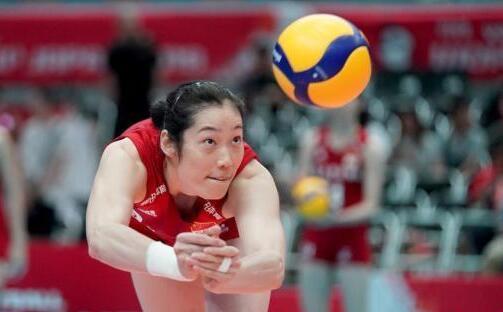 朱婷夺世界杯MVP