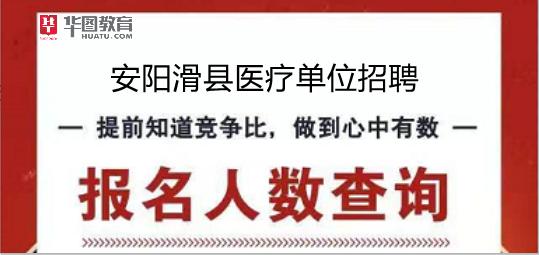 2019安阳滑县特招医学院校毕业生及特岗全科医生