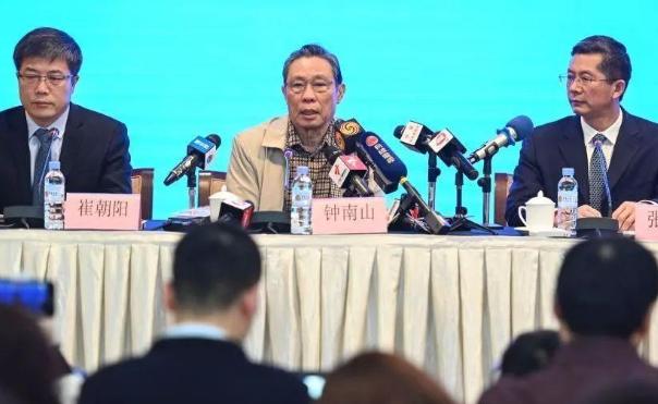 2021年国考申论热点:钟南山对于疫情的10个判断