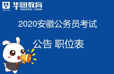 「安徽省考」2020安徽黄山省考公