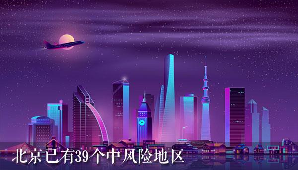 海淀朝阳两街乡升为中风险,北京已