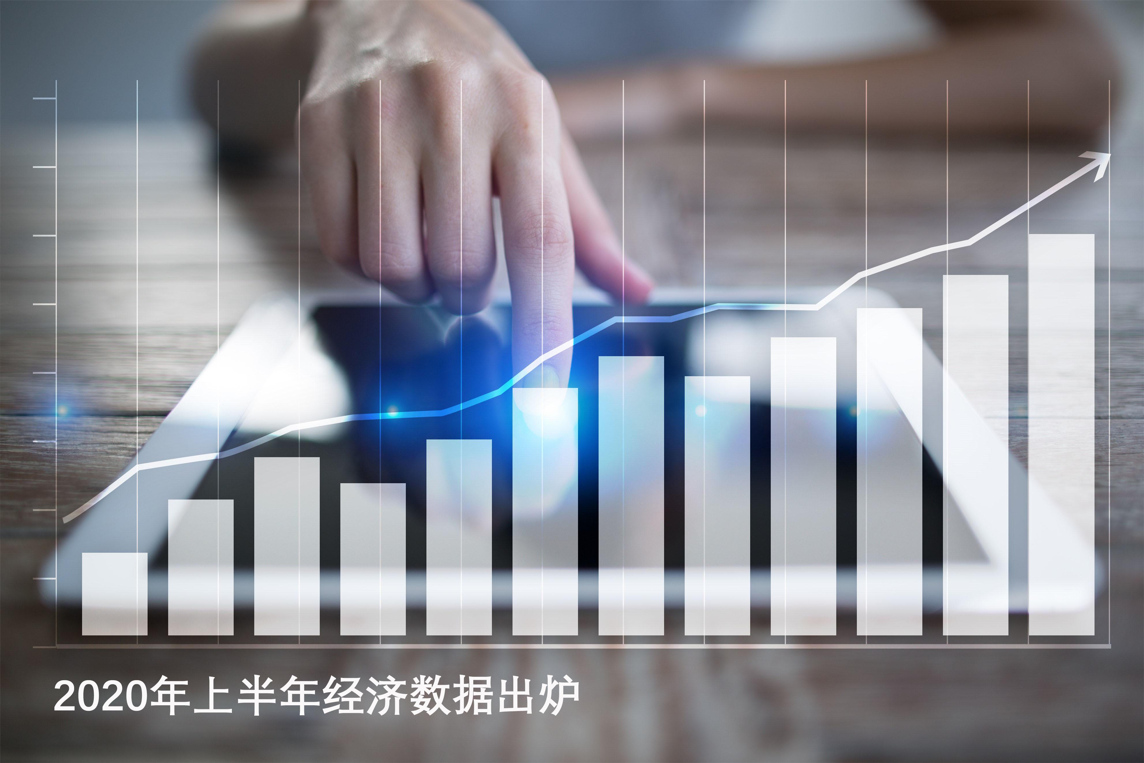 金台区gdp_2021国考申论热点:2020年上半年经济稳步复苏6个省份GDP超两万...