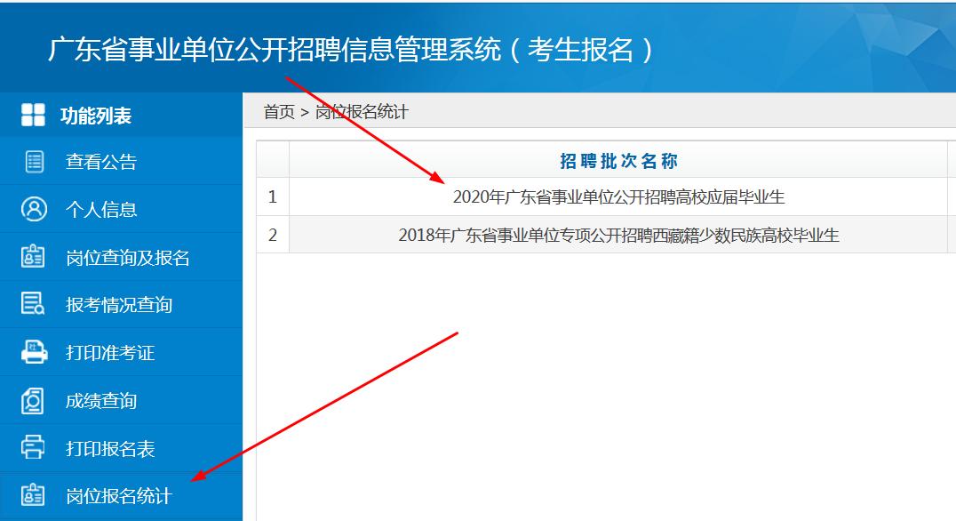 【超11万人报考】2020年广东事业单位统考最终报名人数出炉,速看