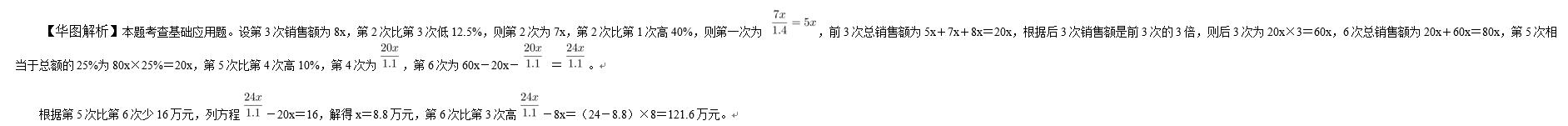 """2021��考�盗筷P系中易�e且""""�碗s""""的�}目"""