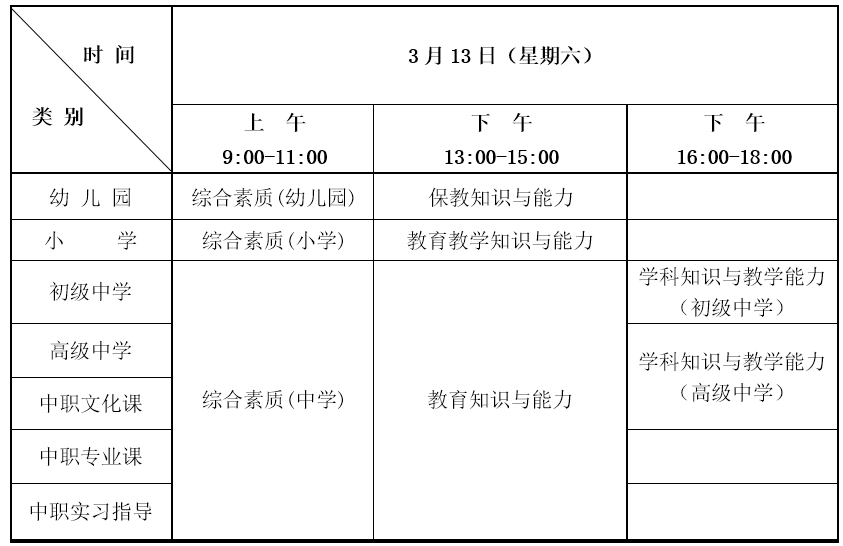 【3月8日起可打印】2021上半年教师资格证笔试准考证打印时间