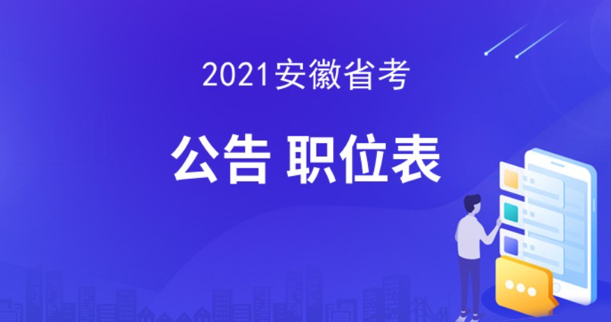 2021安徽省考公告何時發布?安徽人事考試網-安徽華圖