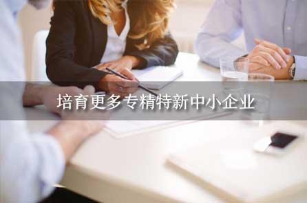 2022國考申論素材:培育更多專精特新中小企業