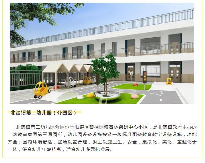 佛山顺德区北滘镇第二幼儿园分园区招聘带班教师、体育教师公告(4名)